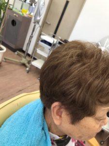 60代以上の女性の髪型ショートカット
